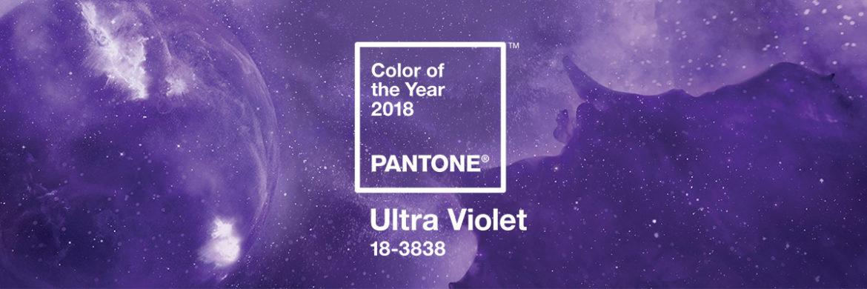 Kolor roku 2018 wg Pantone - Ultra Violet 18-3838 (źródło: pantone.com)