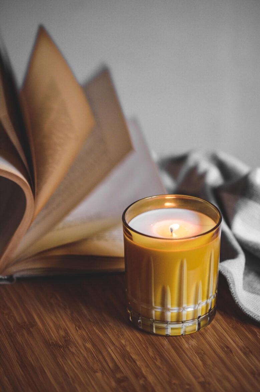 nastrojowa świeca