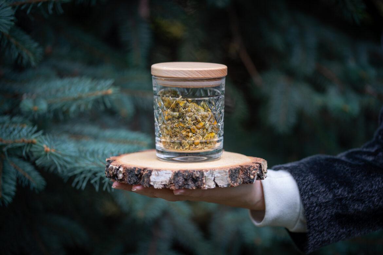 pojemnik na przyprawy przyprawnik prezent świąteczny
